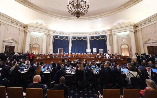 """Republicanos buscan eliminar cargo de """"abuso de poder"""" contra Trump - Republicanos buscan eliminar cargo de"""