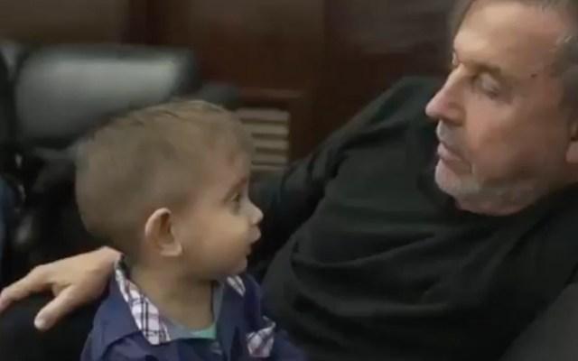 #Video Ricardo Montaner comparte emotivo mensaje tras muerte de niño que esperaba trasplante - Captura de pantalla