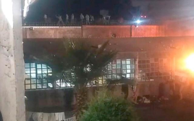 Riña en penal de San Luis Potosí deja cinco heridos - Riña en penal de San Luis Potosí deja cinco heridos