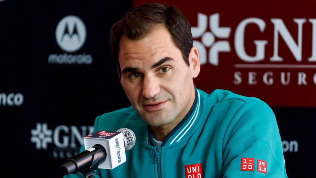 Roger Federer Suiza Tenis
