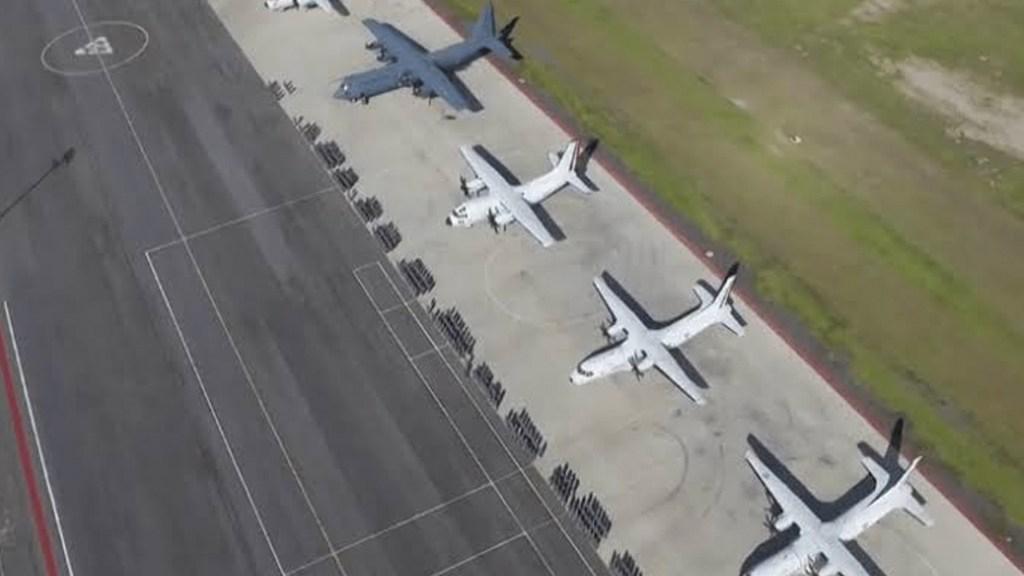 IATA duda que Santa Lucía pueda funcionar en 2022 - Foto de Noticieros Televisa