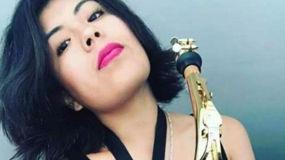 Hermana de saxofonista María Elena Ríos reprueba amparo a exdiputado - Saxofonista María Elena Ríos