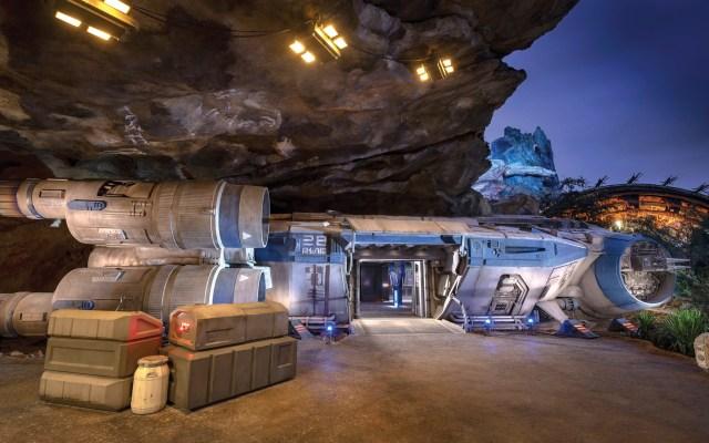 Disney World inaugura nueva atracción de Star Wars - Foto de EFE
