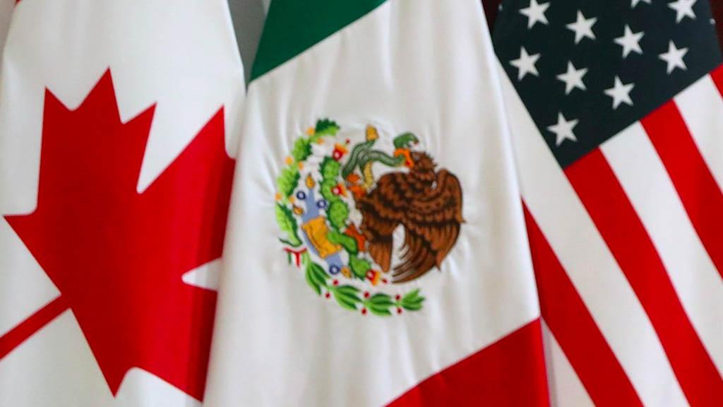 México celebra ratificación del T-MEC en EE.UU.; pide a Canadá aprobarlo