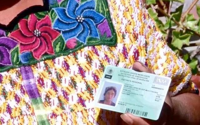Migración entregó casi 90 mil tarjetas de visitantes regionales - Tarjeta de Visitante Regional