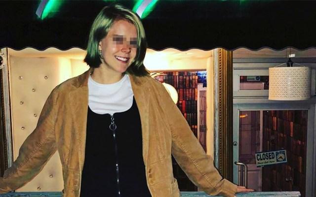 Arrestan en Nueva York a niño de 13 años por asesinato de universitaria - Tessa Majors. Foto de Instagram