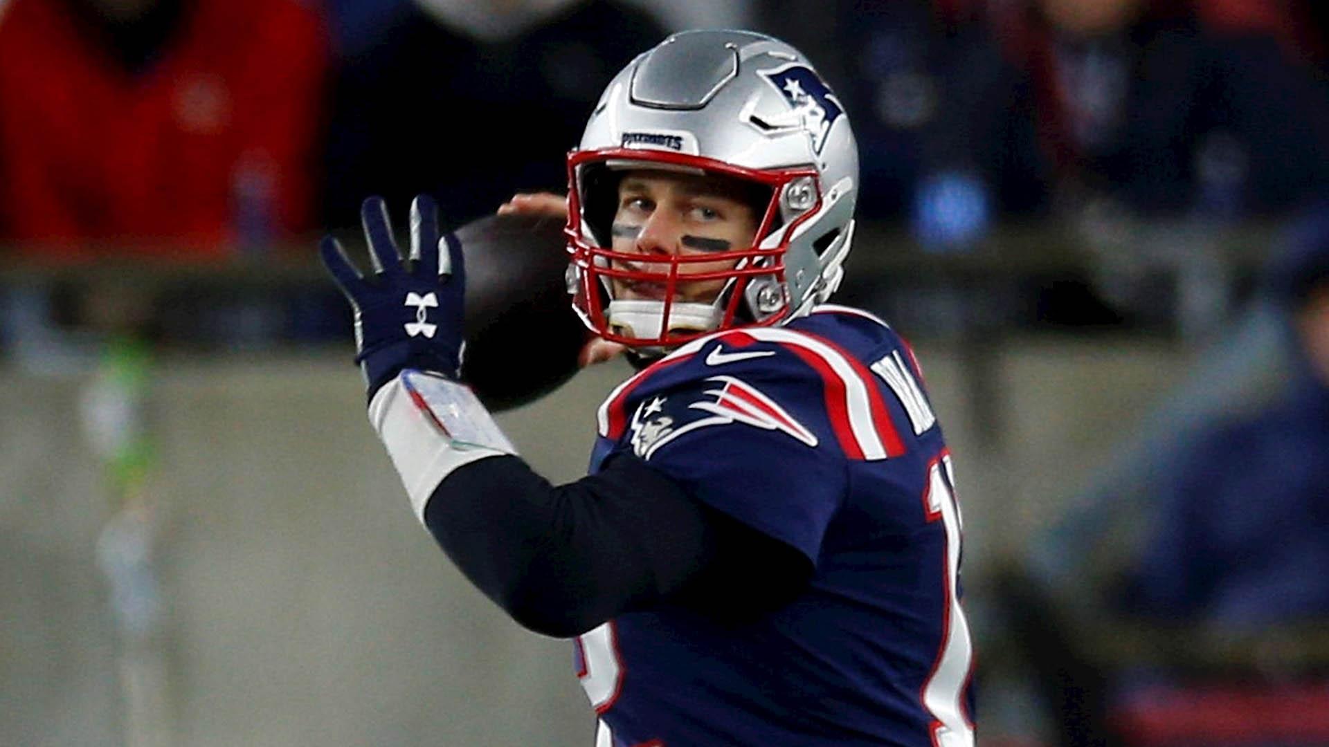Tom Braddy vuelve a destacar con los Patriots