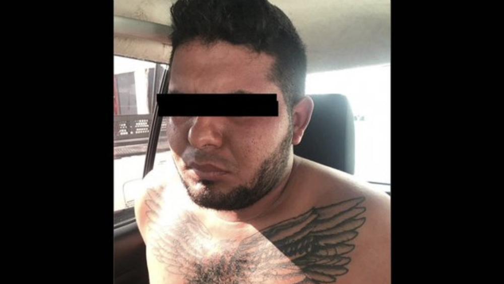 Capturan en Veracruz a jefe de plaza del CJNG - Foto de Internet