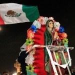 El momento en que casi desaparece el culto guadalupano - Virgen de Guadalupe México Basílica peregrinos