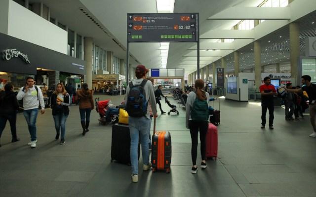 Descartan afectaciones a operadores de aeropuertos por brote de coronavirus - Foto de EFE