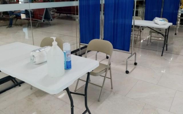 Aplican protocolo médico en Tijuana a pasajeros procedentes de China - Foto de El Sol de Tijuana