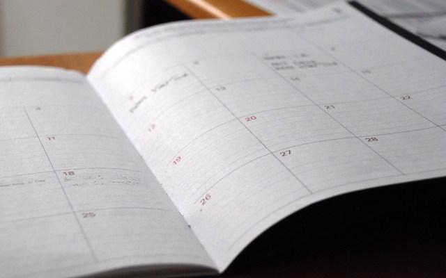 ¿Por qué existen los años bisiestos? - Agenda con calendario. Foto de Eric Rothermel / Unsplash