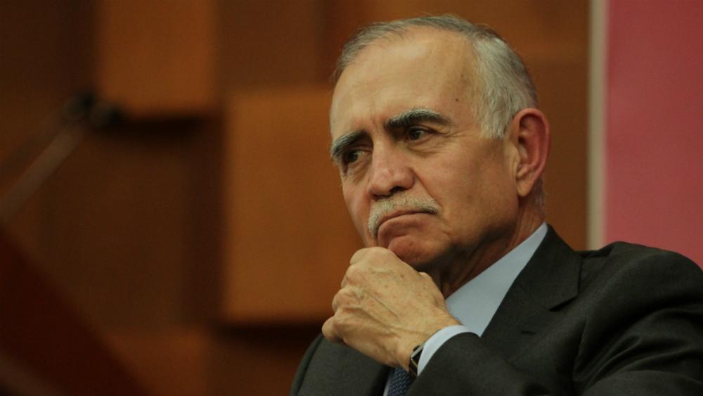 Pide Alfonso Romo a embajadores y cónsules atraer inversión - Foto de Notimex