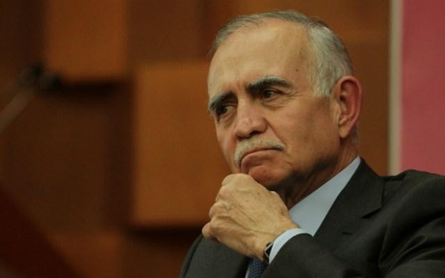 Alfonso Romo denuncia que terceras personas piden dinero a nombre de la Presidencia - Foto de Notimex