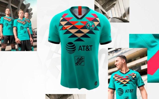 América presenta su tercer uniforme para el Clausura 2020 - América presenta su tercer uniforme para el Clausura 2020