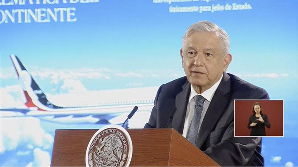 Las cinco opciones de López Obrador para vender el avión presidencial. Noticias en tiempo real