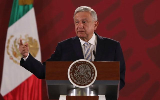 """López Obrador descarta reelección; """"Yo entrego y me retiro de la política"""" - López Obrador descarta reelección;"""