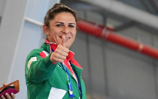 Ana Guevara apoya al COI tras aplazar Juegos Olímpicos - Foto de Mexsport