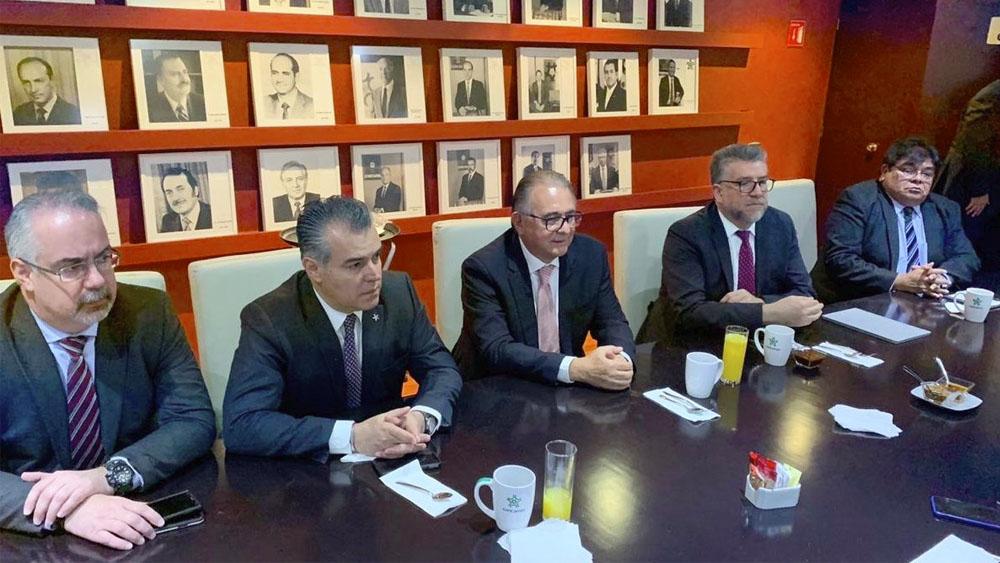 Aprobación de T-MEC da certidumbre a inversionistas de la región, afirma Concamin