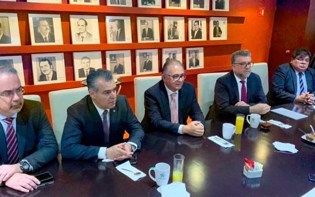 Aprobación de T-MEC da certidumbre a inversionistas de la región, afirma Concamin - Aprobación de T-MEC da certidumbre a inversionistas de la región, afirma Concamin