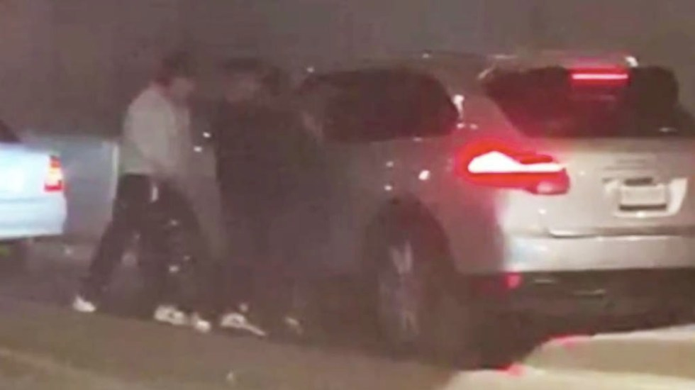 #Video Captan nuevos asaltos en Periférico Sur - Asaltos Periférico Sur Barranca del Muerto 27012020