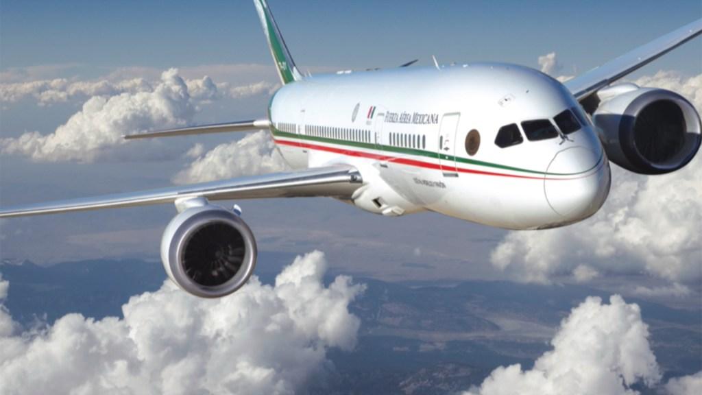 Del #NoEsBroma al sorteo simbólico: claves del avión presidencial - avión presidencial