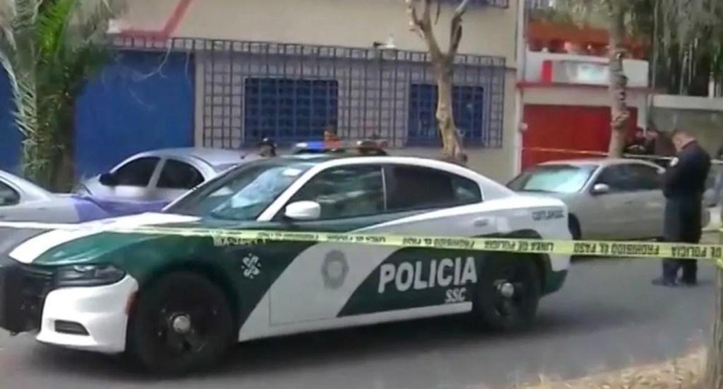 Asesinan a balazos a hombre en calles de la alcaldía Azcapotzalco - Asesinan a balazos a hombre en calles de la alcaldía Azcapotzalco