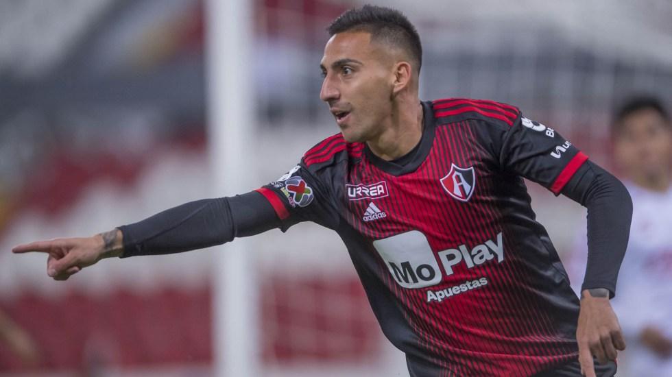 Atlas se impone a Xolos en un Estadio Jalisco desierto - Atlas Xolos partido Jalisco