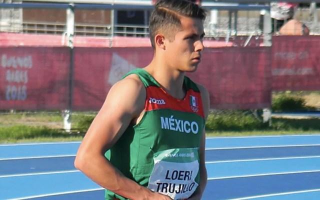 Asesinan al seleccionado nacional de atletismo Alejandro Loera Trujillo - Foto de Federación Mexicana de Asociaciones de Atletismo