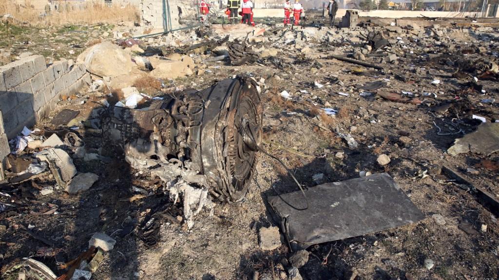 Trudeau reclama a Irán que indemnice a las familias de vuelo derribado - Foto de EFE