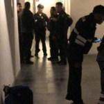 Balacera deja tres muertos en edificio de Ejército Nacional