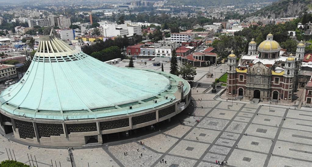 Invita Arquidiócesis a 'peregrinación virtual' a Basílica de Guadalupe por COVID-19. Noticias en tiempo real