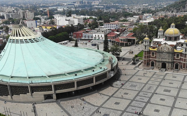 Peregrinación a la Basílica de Guadalupe podría explotar contagios de COVID-19, advierte López-Gatell - basílica de guadalupe