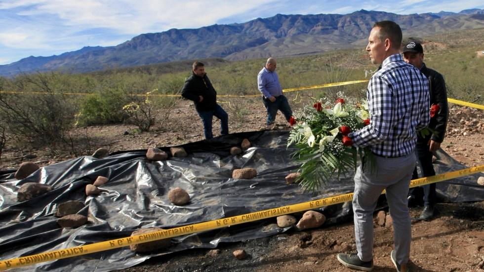 """""""Esta masacre nos ha dejado perdidos"""", expresa Margarita Langford - Bavispe Sonora LeBarón Langford"""
