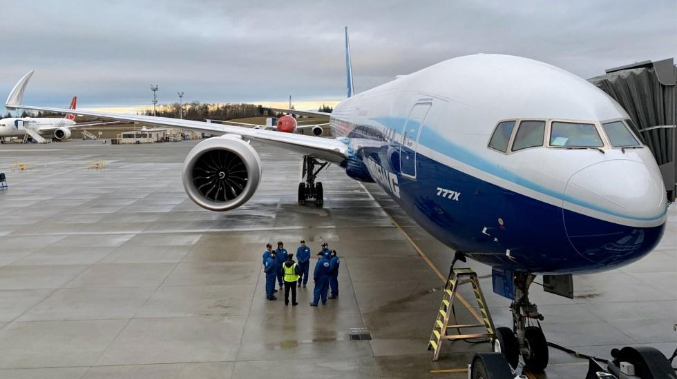 Boeing obtiene financiamiento por 12 mil mdd para hacer frente a crisis - Foto de @BoeingAirplanes