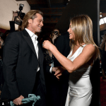 Brad Pitt y Jennifer Aniston acaparan los premios SAG 2020