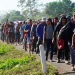 INM desmiente que promueva caravanas de migrantes por México