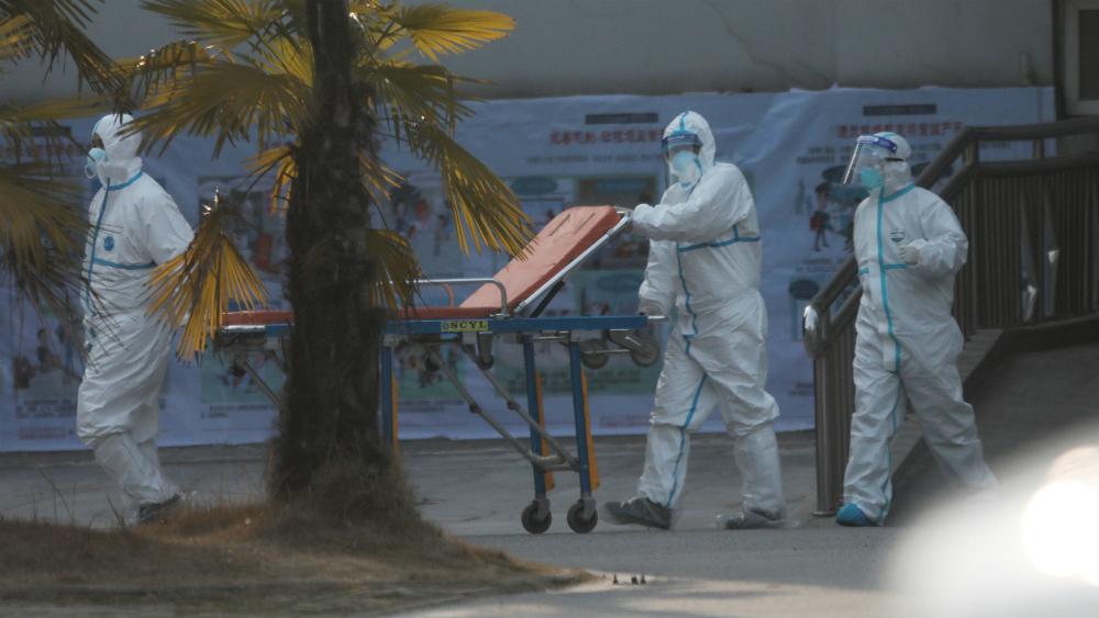 Aumentan a nueve los muertos por coronavirus de China - Foto de EFE