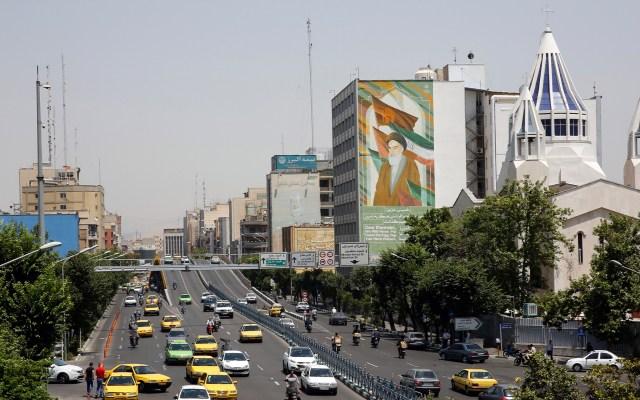Canadá emite alerta de viaje a Irán - Ciudad iraní. Foto de EFE