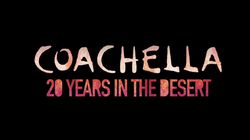 YouTube anuncia documental 'Coachella: 20 years in the desert' - Foto de Youtube