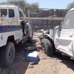 Ataque con coche bomba deja tres muertos y 20 heridos en Somalia