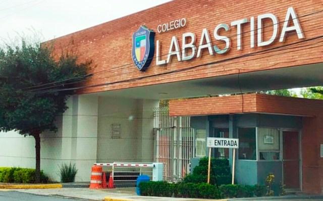 Amenaza de tiroteo provoca intensa movilización en escuela de Nuevo León - Colegio Labastida de Nuevo León, donde ocurrió amenaza de tiroteo. Foto de jerry Elizarras / Google Maps