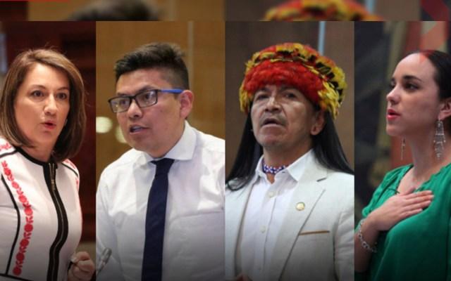 México concede asilo a siete ecuatorianos afines al expresidente Rafael Correa - Correístas Refugiados en México. Foto de última hora Ecuador.