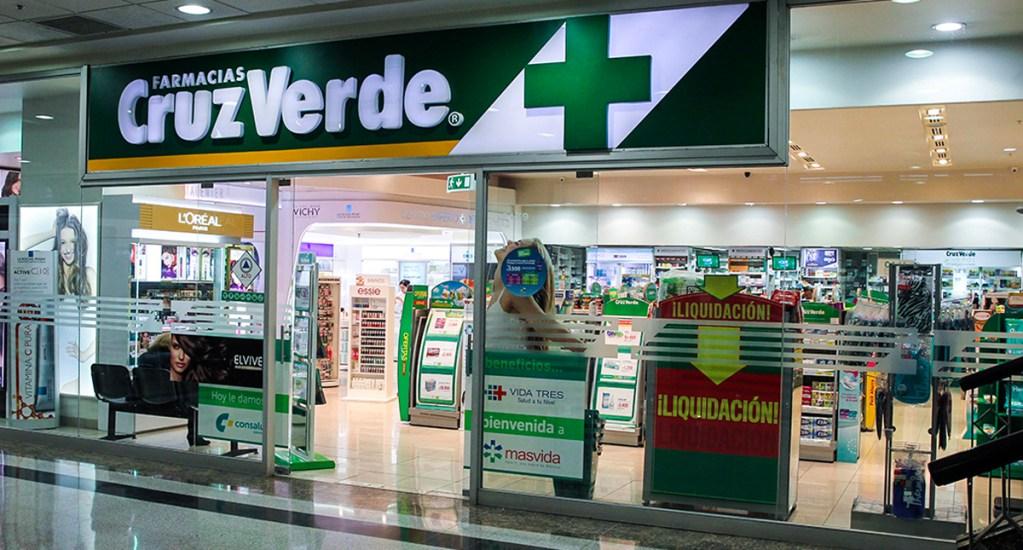 Mueren dos niños por medicamento expedido erróneamente por la Cruz Verde - Mueren dos niños tras ingerir medicamento equivocado suministrado por la Cruz Verde