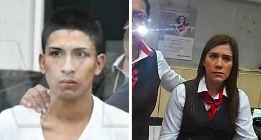 Asaltante de cuentahabiente en Veracruz sería hermano de cajera - Asaltante de cuentahabiente de Santander en Veracruz sería hermano de la cajera