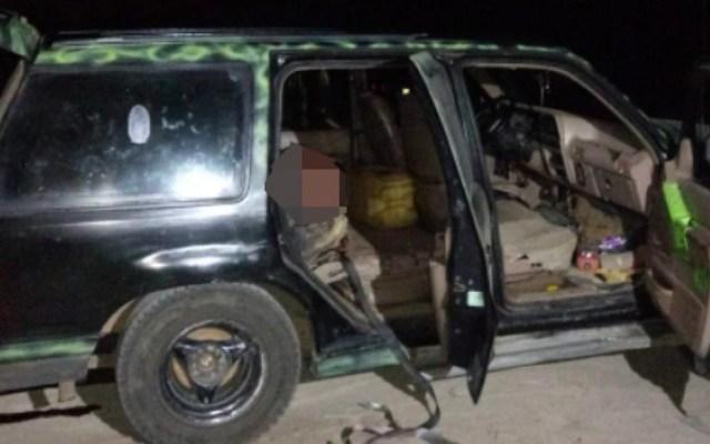 Hallan cinco cuerpos asesinados en tramo carretero de Michoacán - Hallan cinco cuerpos asesinados en tramo carretero de Michoacán