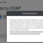 Se multiplican quejas de ciudadanos por desaparición de CURP