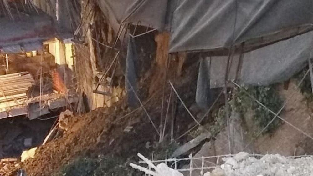 Revisan inmuebles tras deslave en fraccionamiento de Cuajimalpa - Revisan inmuebles tras deslave en fraccionamiento de Cuajimalpa