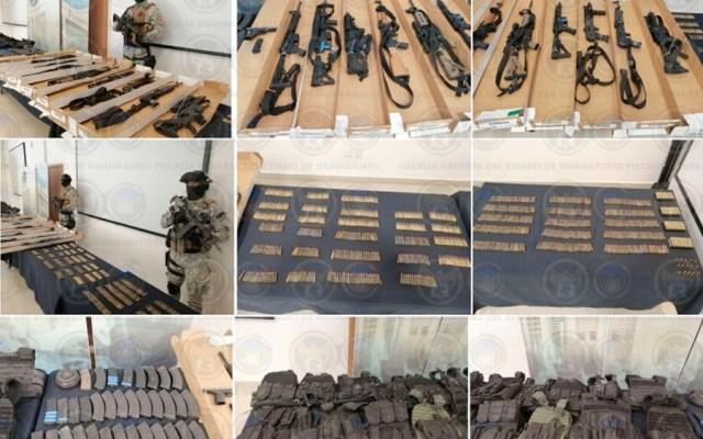Detienen en cinco días a 24 miembros de grupos delictivos en Guanajuato - Detienen en cinco días a 24 miembros de grupos delictivos en Guanajuato