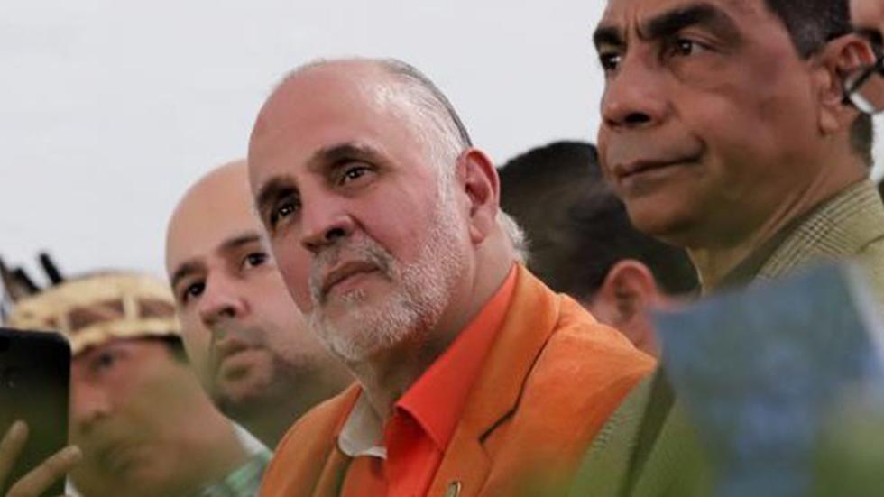 Oposición venezolana denuncia secuestro del diputado Ismael León - Diputado Ismael León. Foto de @leon_ismael